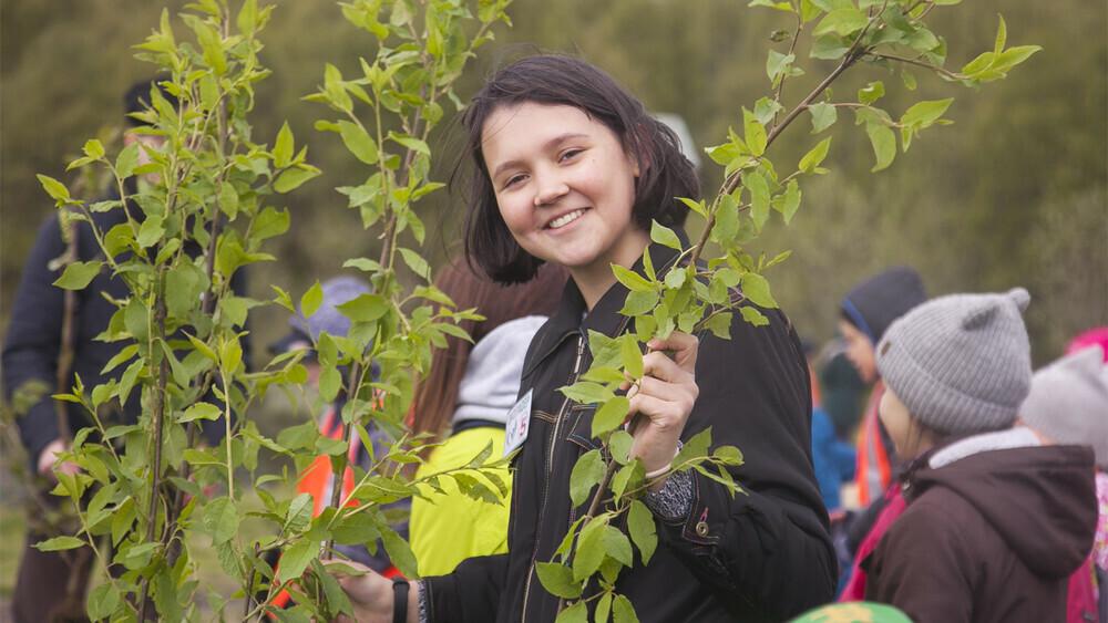 Юных защитников окружающей среды приглашают на бесплатные тематические занятия