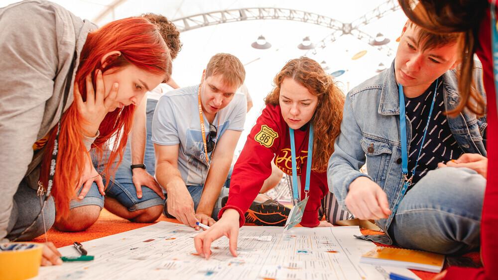 На форуме «Утро» расскажут, как молодежные инициативы помогают в реализации нацпроектов